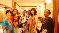 第2回アフリカ女子留学生ミーティングの参加者